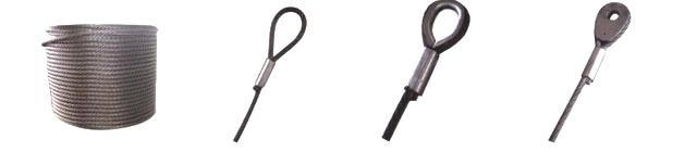 钢丝绳、钢丝绳成套索具系列