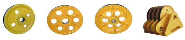 滑轮、滑轮组系列
