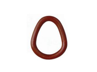 高强度无接缝梨型环